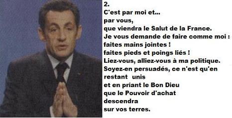 Exclusivité BiBi, Conference de Presse, Nicolas Sarkozy, Television