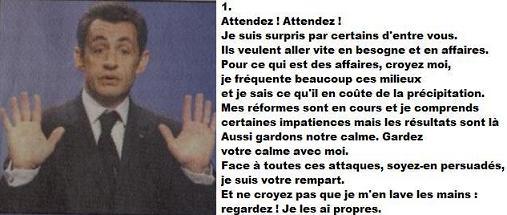 Exclusivité BiBi, Conference de Presse, Nicolas Sarkozy, Television, Bibi