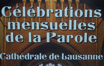Celebrations de la Parole.