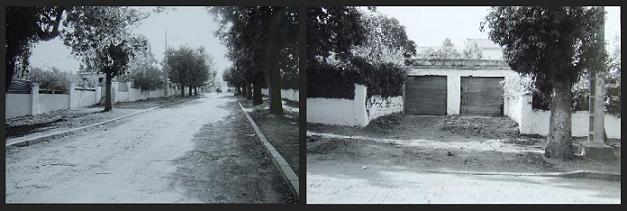 Ouezzane (Maroc)  Rue des Ecoles