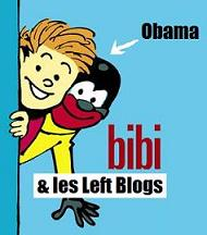 BiBi, Obama et les Blaggeurs.