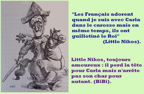Little Nikos et CBS : une Pensée BiBi.