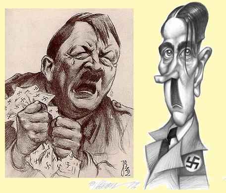 Hitler deux fois.