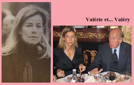 Valérie et Valéry