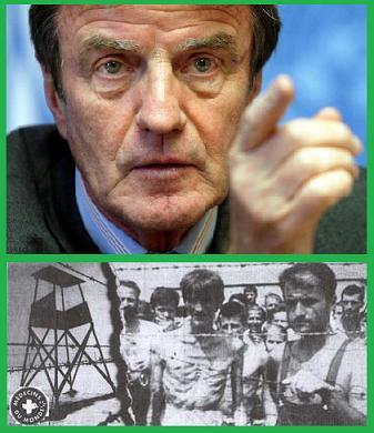 Kouchner et sa photo traficotée.