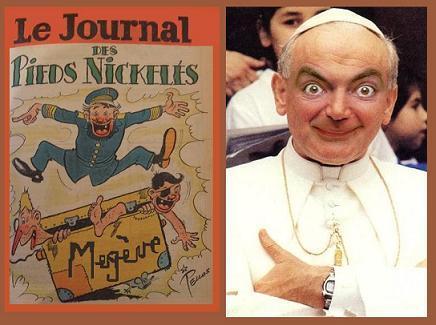 Du Vaticancan à Megeve