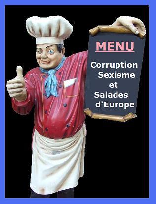 La Cuisine européenne au menu