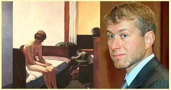 E.Hopper et Roman Abramovitch