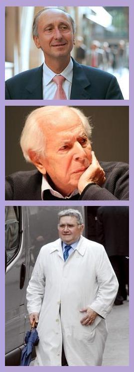 Philippe le Juge, Jean le journaleux et Claude le Scientific