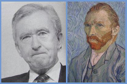 Bernard et Vincent