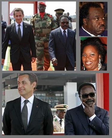 Les Bongo et notre bon Gars.