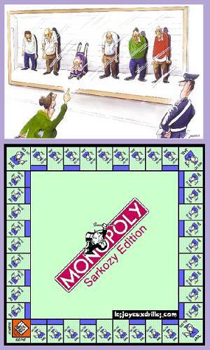 Monopoly pour être honnête.