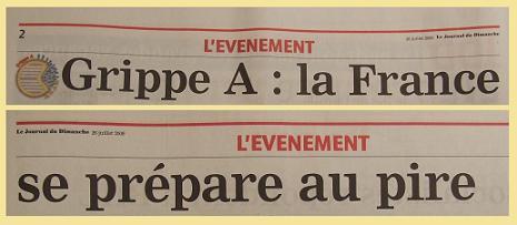 La France s'attend au pire.