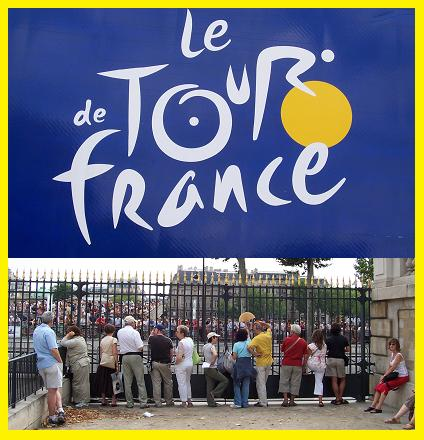 Tour de France et Tour du Monde (diplomatique).