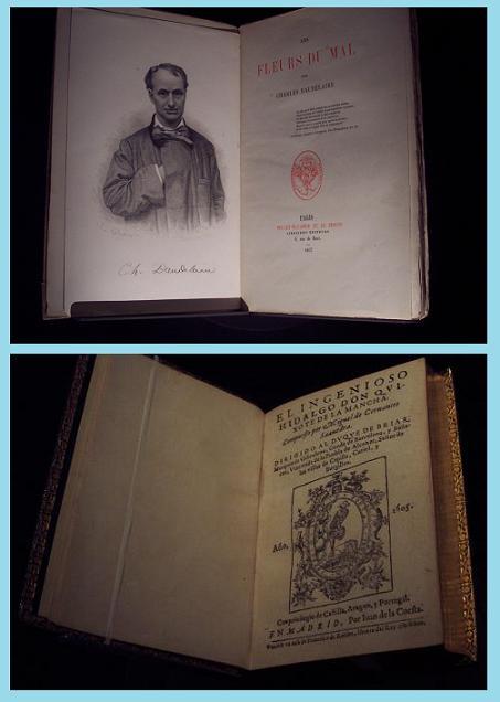 Baudelaire et Cervantès