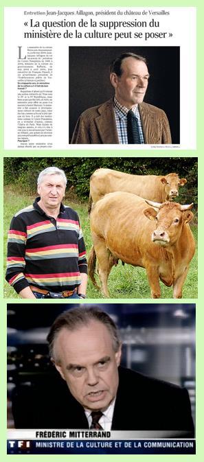 Culture et Agriculture en appel.