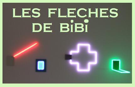 LES FLECHES DE BIBI