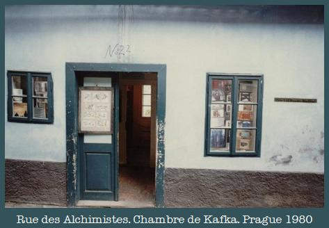 Rue des Alchimistes