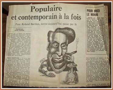 roland barthes mythologies pdf french