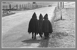 creepy-kids-black-hoods