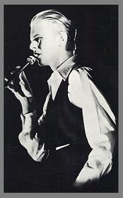 David Bowie noir et b