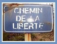 Chemin de la liberte