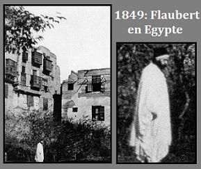 Flaubert en Egypte