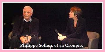 Sollers et Savigneau
