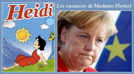 vacances Merkel