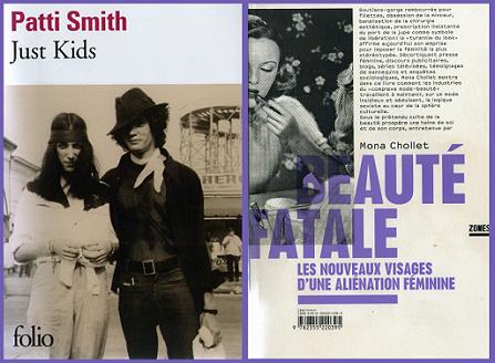 Patti Smith et Mona Chollet