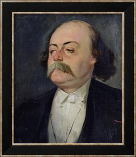 eugene-giraud-portrait-of-gustave-flaubert-