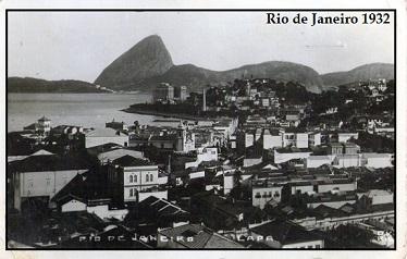 Rio de Janeiro 1932 bis