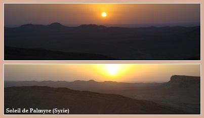 Soleil dePalmyre