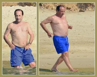Hollande sexy
