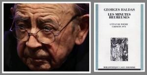 Georges Haldas Décès