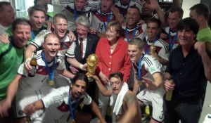 L'Allemagne de Merkel