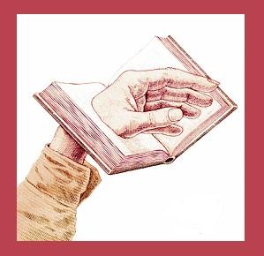 Main dans livre BBb