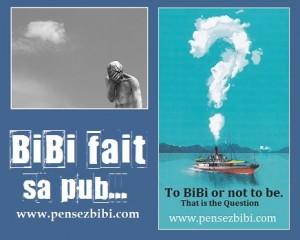 Page de Pub bibi