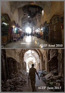 Souk d'Alep