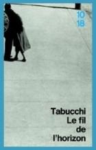 Tabucchi-Antonio-Le-Fil-De-L-horizon