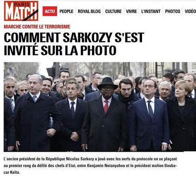 Paris Match Sarkozy