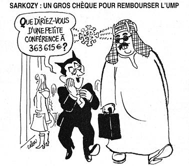 Sarkozy conférence