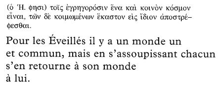Héraclite (4)