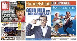 Journaux allemands