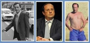 Photo datée du 26 mai 1981 de François Hollande prise à la place de la Bourse à Paris. Hollande, auditeur à la cour des comptes, s'était présenté aux élections législatives sous l'etiquette socialiste contre Jacques Chirac dans la 3e circonscription de la Corrèze.