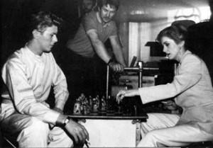 Bowie Deneuve echecs