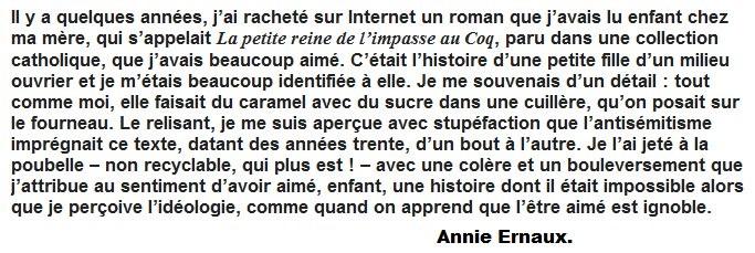 InAnnie Ernaux